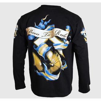 tričko pánske s dlhým rukávom Sabaton - Carolus Rex - Black - CARTON, CARTON, Sabaton
