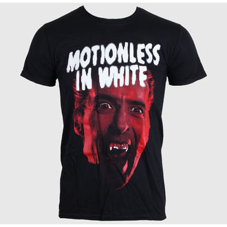 tričko pánske MOTIONLESS IN WHITE - DRACULA - BLACK - LIVE NATION, LIVE NATION, Motionless in White