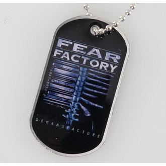 obojok (psie známka) Fear Factory - Demanufacture - RAZAMATAZ, RAZAMATAZ, Fear Factory