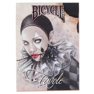 hracia karty Victoria Francés - Bicycle Favole