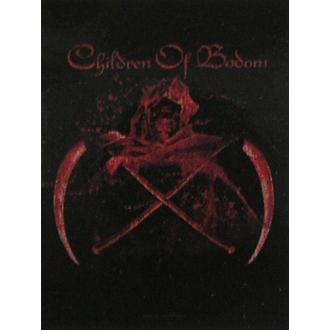 vlajka Children of Bodom - Crossed Scythes