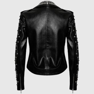bunda dámska (křivák) KILLSTAR - Vicious - Black