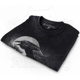 tričko pánske ALCHEMY GOTHIC - Poe's Raven, ALCHEMY GOTHIC