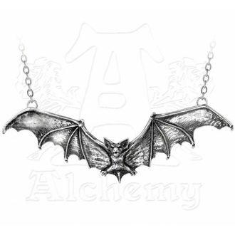 obojok ALCHEMY GOTHIC - Gothic Bat - P121