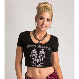 tričko dámske METAL MULISHA - GOOD VS EVIL, METAL MULISHA