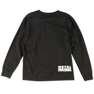 tričko detské s dlhým rukávom METAL MULISHA - RULE BREAKER, METAL MULISHA