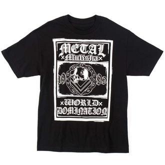 tričko pánske METAL MULISHA - SAVAGE, METAL MULISHA