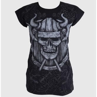 tričko dámske (tunika) ALISTAR - Viking Skull, ALISTAR
