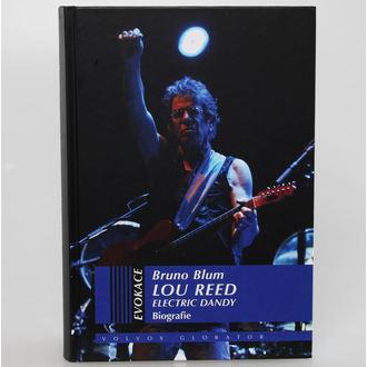 kniha Lou Reed, Lou Reed