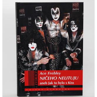 kniha Kiss, Kiss