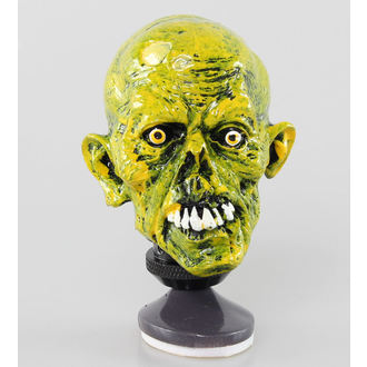 dekorácia (hlavica radiacou páky) LETHAL THREAT - Zombie Head Shift Knob, LETHAL THREAT
