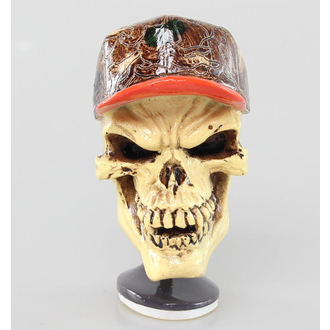 dekorácia (hlavica radiacou páky) LETHAL THREAT - Hunter Skull Pomlčka Mount, LETHAL THREAT
