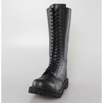 topánky STEEL - 20 dierkové, STEEL