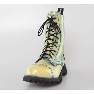 topánky ALTER CORE - 10dírkové - Yellow Rub-Off, ALTERCORE