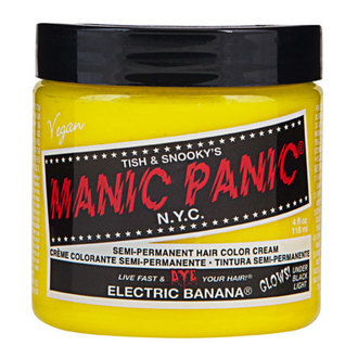 farba na vlasy MANIC PANIC - Electrické Banana