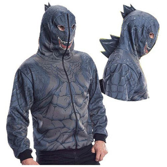 kostým (mikina) Godzilla, NNM