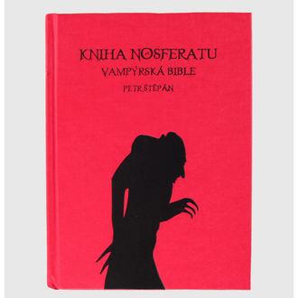 kniha Nosferatu - Vampírska biblie - Peter štěpán (Red)