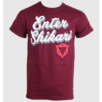 tričko pánske Enter Shikari - Script - LIVE NATION, LIVE NATION, Enter Shikari