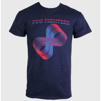 tričko pánske Foo Fighters - Loops Logo - LIVE NATION, LIVE NATION, Foo Fighters