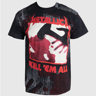 tričko pánske Metallica - In - Grained Kill Em All - Over Premium - LIVE NATION, LIVE NATION, Metallica