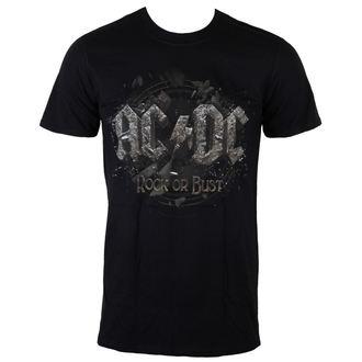 tričko pánske AC/DC - Rock Or Bust - LIVE NATION, LIVE NATION, AC-DC