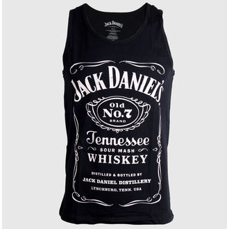 tielko pánske Jack Daniels - Black, JACK DANIELS