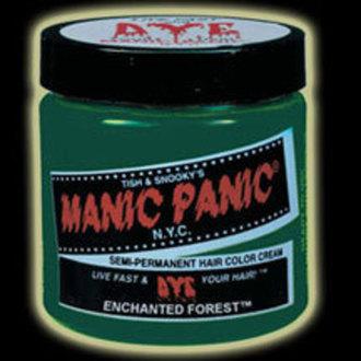 farba na vlasy MANIC PANIC - Classic - Enchanted Forrest