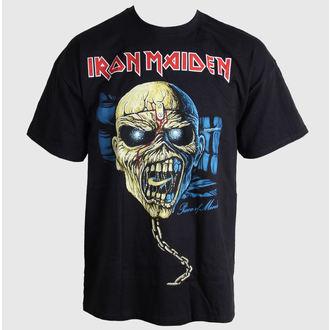 tričko pánske Iron Maiden - Piece of Mind Skull - ROCK OFF, ROCK OFF, Iron Maiden