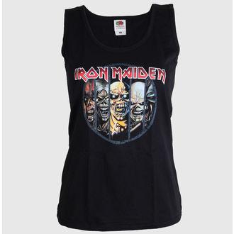 tielko dámske Iron Maiden - Evolution - IMVEST02