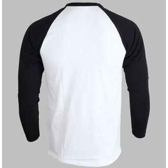tričko pánske s dlhým rukávom Iron Maiden - Logo - ROCK OFF