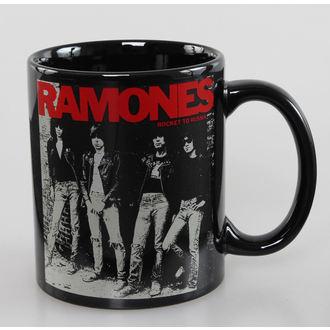 hrnček Ramones - Rocket to Russial - ROCK OFF, ROCK OFF, Ramones