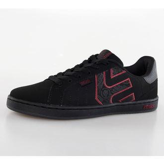 topánky pánske ETNIES - METAL MULISHA - Fader LS 597 - Black / Red