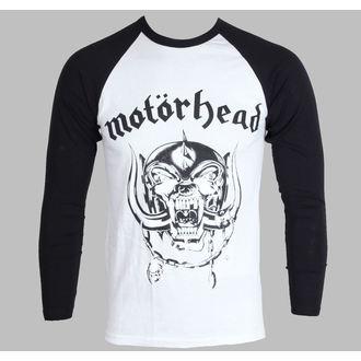 tričko pánske s dlhým rukávom Motörhead - England - ROCK OFF - MHEADDRL01MW