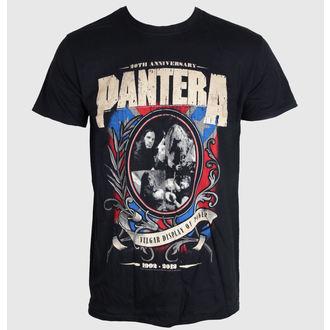 tričko pánske Pantera - Anniversary Shield - ROCK OFF