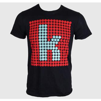 tričko pánske The Killers - K Glow - Black - ROCK OFF, ROCK OFF, The Killers