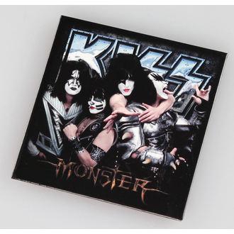 magnet Kiss - Monster Metal - ROCK OFF, ROCK OFF, Kiss