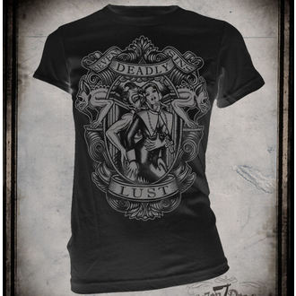 tričko dámske SE7EN DEADLY - Lust, SE7EN DEADLY