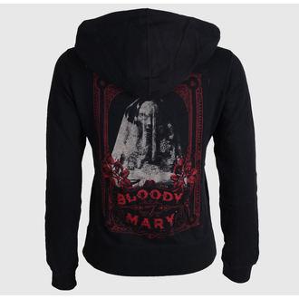 mikina dámska SE7EN DEADLY - Bloody Mary, SE7EN DEADLY