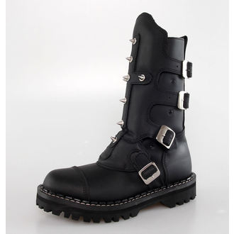 topánky KMM - 4P - Black, KMM