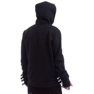mikina pánska NECESSARY EVIL - Hypnos - Black, NECESSARY EVIL