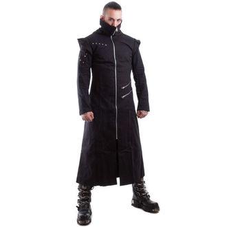 kabát pánsky -jarno-jesenná- NECESSARY EVIL - Odin Full Lenght - Black, NECESSARY EVIL