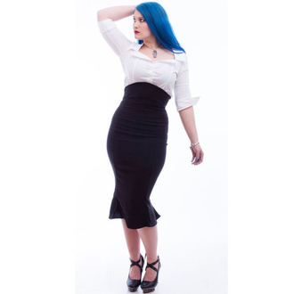 sukňa dámska NECESSARY EVIL - Lyssa High Waisted - Black, NECESSARY EVIL