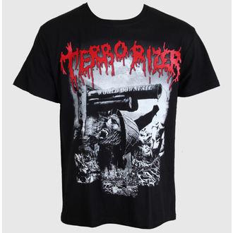 tričko pánske Terrorizer - World Downfall - MASSACRE RECORDS, MASSACRE RECORDS, Terrorizer