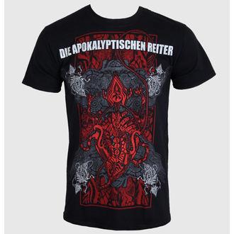 tričko pánske Die Apokalyptischen Reiter - Die Welt Ist Tief 2014 - MASSACRE RECORDS, MASSACRE RECORDS