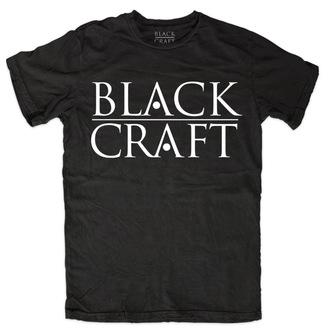 tričko pánske BLACK CRAFT - Blackcraft - Black - MT089BC
