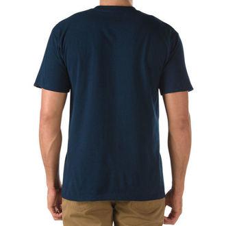 tričko pánske VANS - CLASSIC - Navy / Kelly Green, VANS