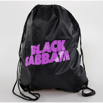vak Black Sabbath - Logo - Black - BRAVADO, BRAVADO, Black Sabbath