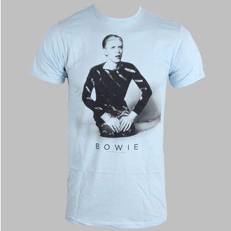 tričko pánske David Bowie - Bowie Kneeling - BRAVADO - DBV1062