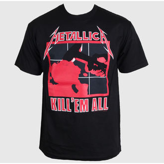 tričko pánske Metallica - Kill Em All - BRAVADO, BRAVADO, Metallica