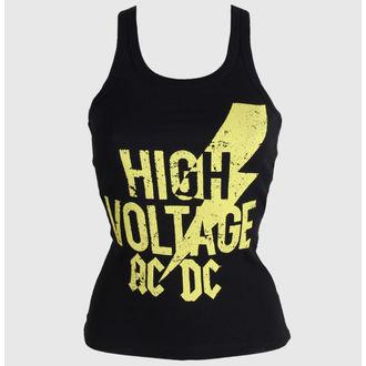 tielko dámske AC/DC - High Voltage - LIVE NATION